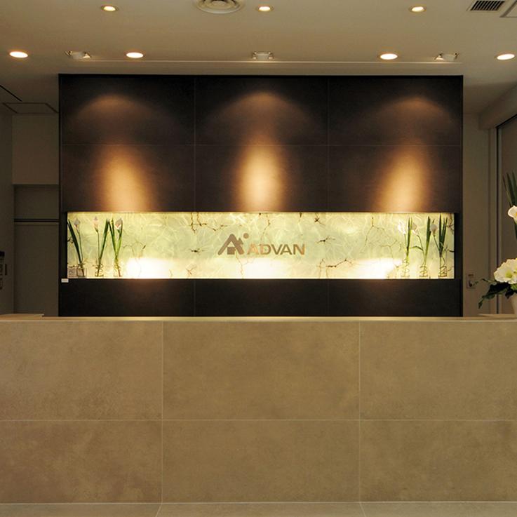 ADVAN Tokyo Showroom 2008